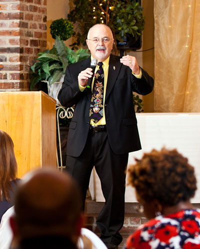 bruce wilkinson professional speaker